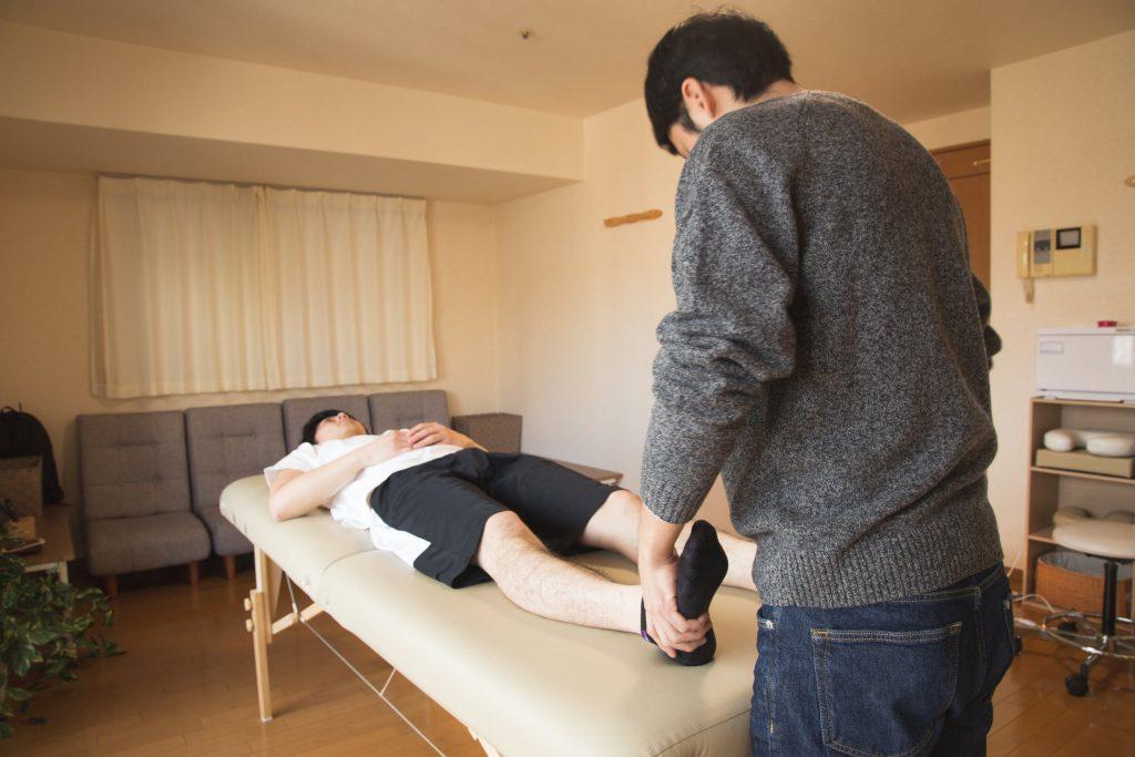 Fysiotherapeut als baan